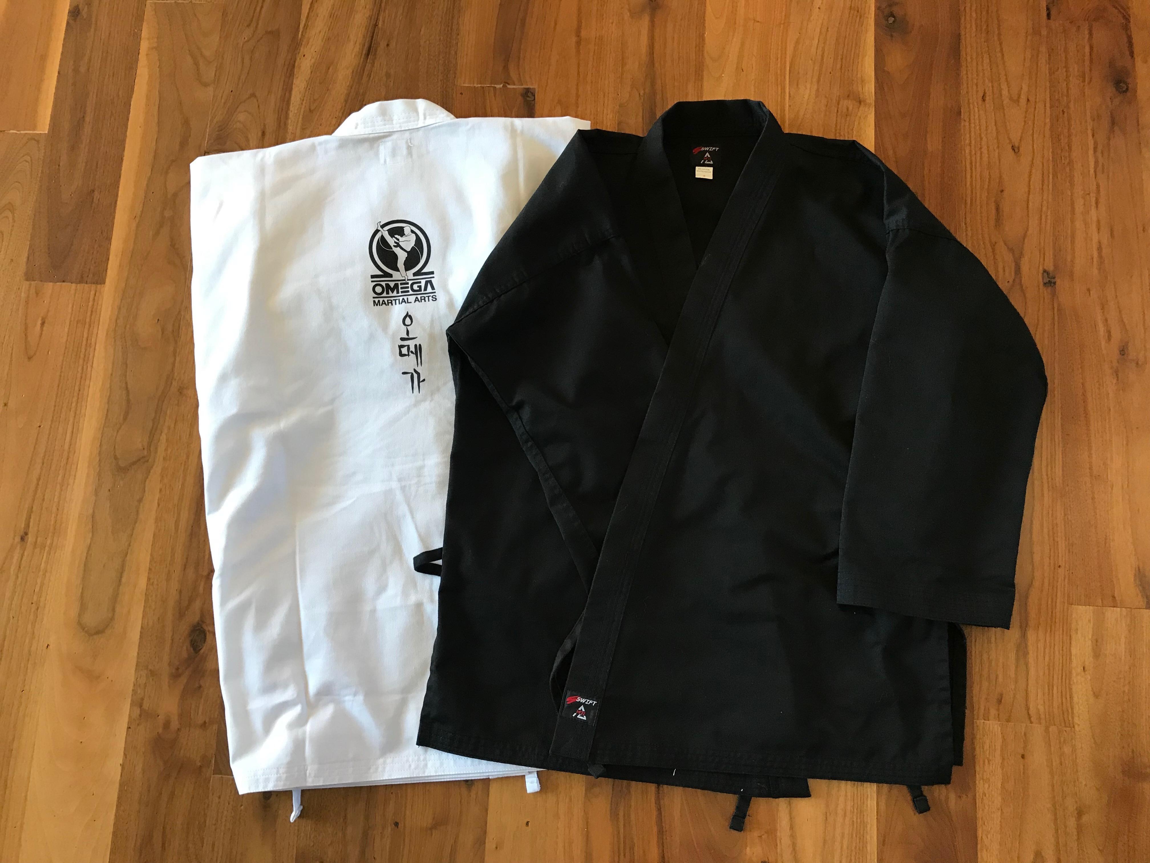 omega-uniforms
