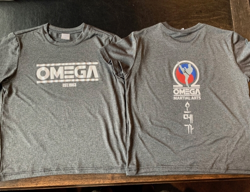 Omega Summer Shirts are IN!