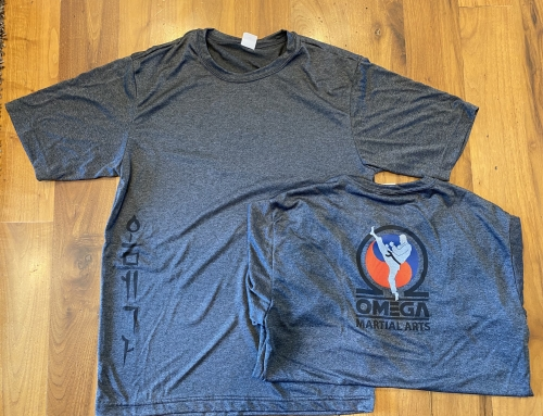 Omega Summer T-Shirts are Here!